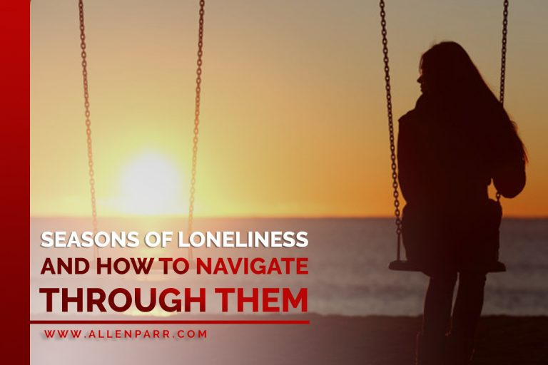 what does god say about loneliness